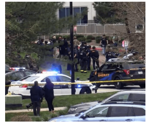BREAKING: Shooter opens fire at a school, kills 1 and injures 7