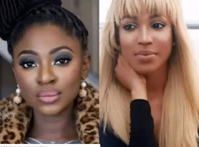 Capture 2 - 'I do not know who you are' – Yvonne Jegede fires back at Dabota Lawson