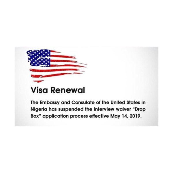ED974DD6 35D3 4760 9291 7802B981E37A - US embassy suspends 'Drop Box' visa for Nigerians