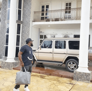 ''Off to AMERICA to charge my phone'' - Timaya Says As He Releases Photo
