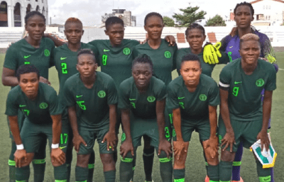 Untitled 7 400x257 - Super Falcons Sets New Record in Trashing of Niger