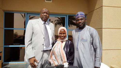 Zainab Aliyu 2 - 'How we secured the released of Zainab Aliyu' – Minister of Foreign Affairs reveals