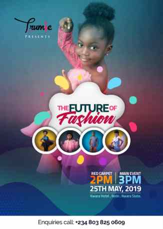 ac891000 d660 437f 970e 1537fd7d81fa 1 - TRUMIE ACADEMY IS SET TO REVOLUTIONIZE THE FUTURE OF FASHION IN NIGERIA