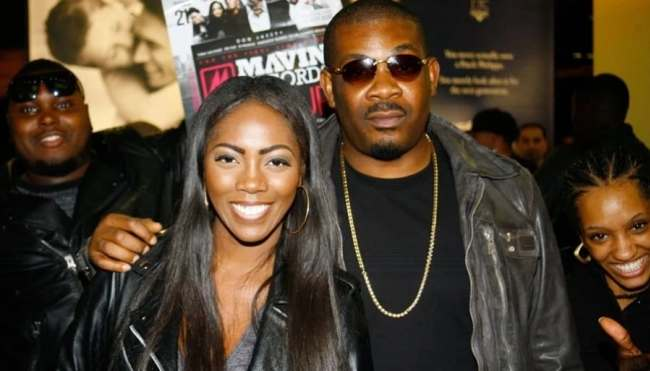 don j - Tiwa Savage shares the most beautiful thing you'll ever know about Don Jazzy