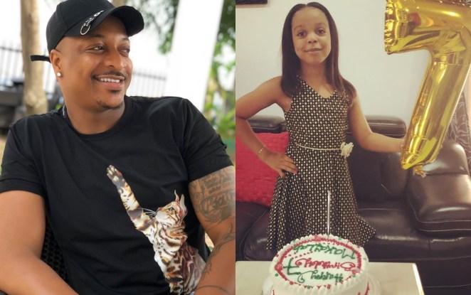 ik 1 - 'My babymama won't let me be a good father' – IK Ogbonna