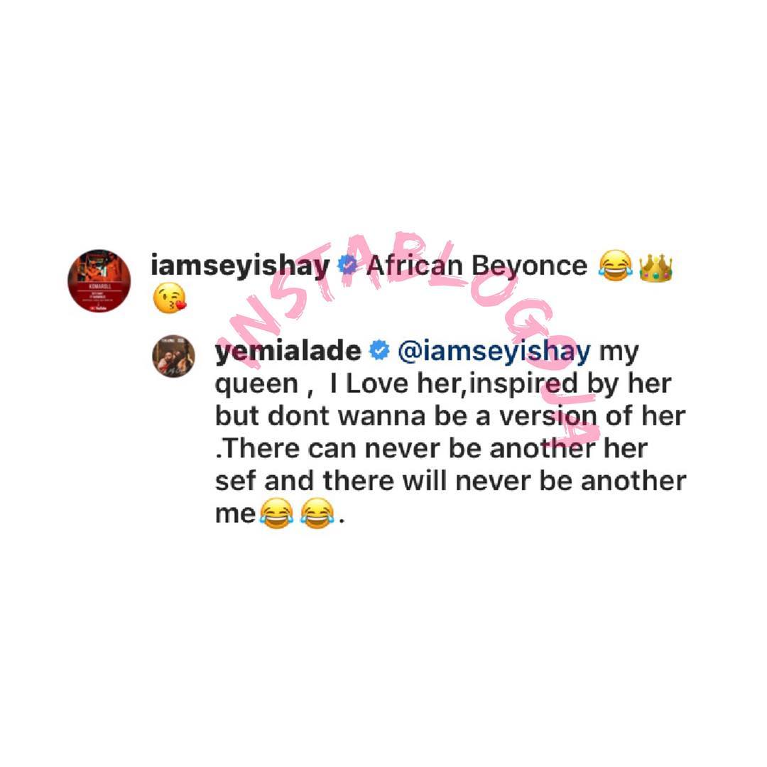 "instablog9ja 6 5 2019 6 5 12 791 - ""I Will Never Be Beyonce ""- Award Winning Singer, Yemi Alade"