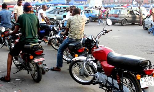 motards wewa 150517 800px - Nigerian police kill 'okada' man over N100 bribe