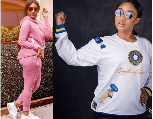 'No one would care if they spoke about themselves' - Juliet Ibrahim shades Tonto Dikeh