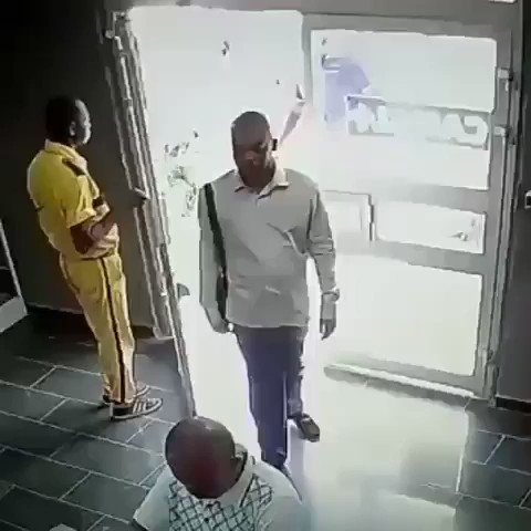 Video: See How An Handicap Led A Robbery Syndicate To Rob A Bank