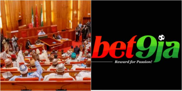 z 4 - Senate threatens to shut down all Bet9ja offices across the country
