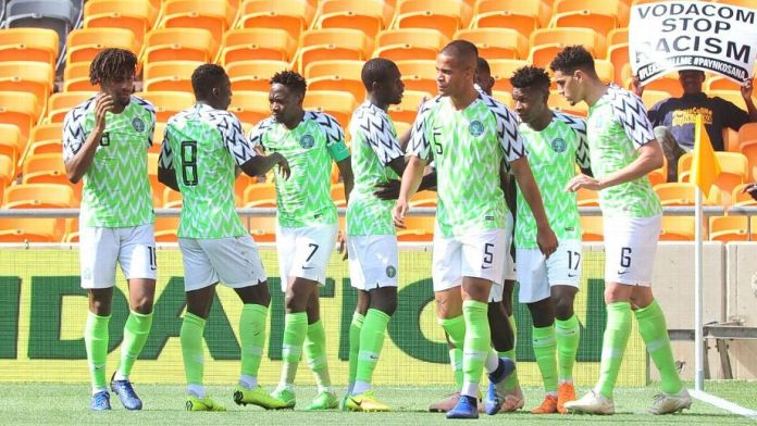 Super Eagles Of Nigeria Opponents