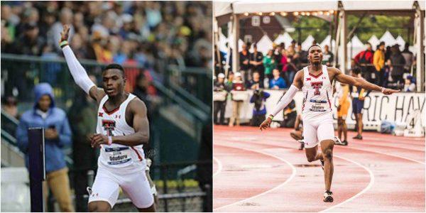 Nigerian athlete Divine Oduduru becomes second fastest man in Africa