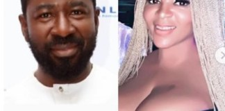 Tunde Moshood and Cossy Orjiakor