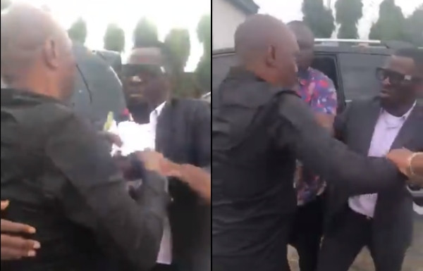 [Video]: APC Chairman Hon. Jotham Amos and Hon. Wilson Dauyegha Engaged In Physical Fighter Over Primaries
