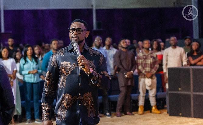 COZA Pastor Fatoyinbo