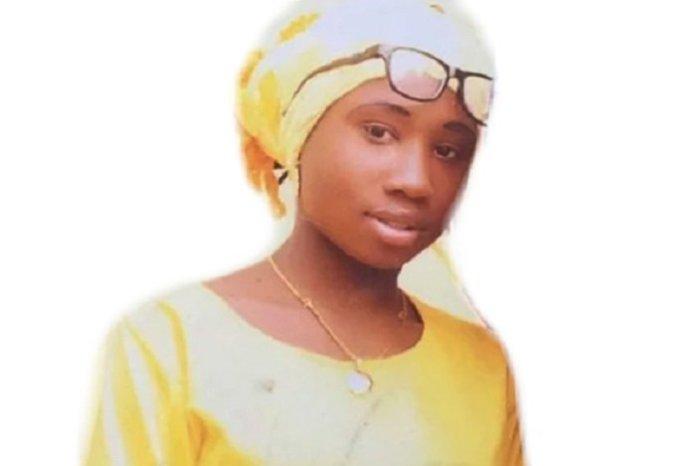 Abducted Dapchi Schoolgirl, Leah Sharibu