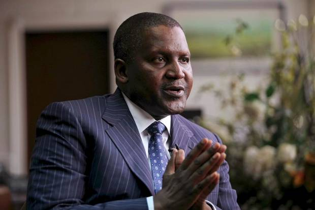 Dangote Reveals When He Would Take Over Arsenal