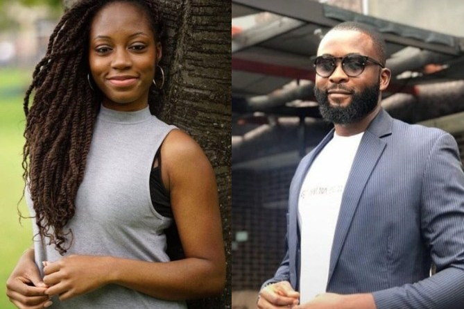 BBNaija 2019: Gedoni, Khafi Caught Red Handed In Bed (Watch Video)