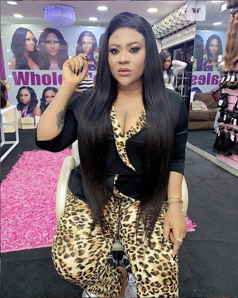 Actress Nkechi Blessing
