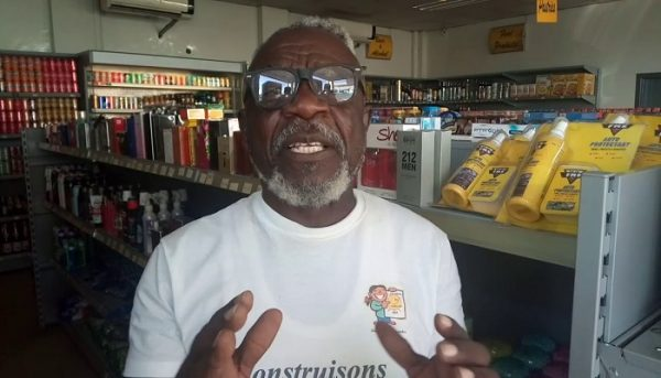 Ghanian actor, Oboy Siki