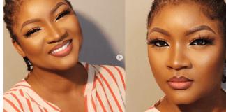 "[Photos]"" Omotola Jalde-Ekeinde Stuns In New Makeup Photos"