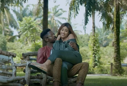 Johnny Drille and Emerald
