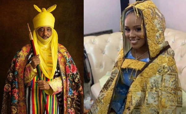 Emir Sanusi Finally Receives 4TH Wife, 4 Years After Their Wedding