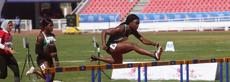 Nigeria's Tobi Amusan Breaks 20-Yr-Previous Record