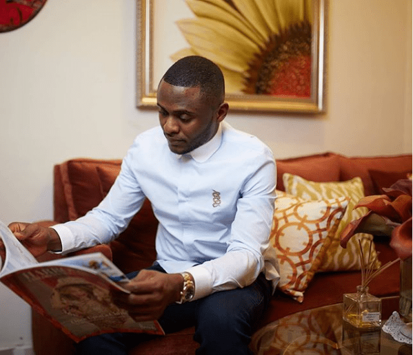 Ubi Franklin Donates 4 Months Salary To Fight Coronavirus
