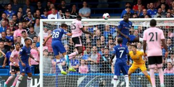Chelsea Beaten At Stamford Bridge