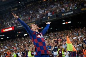 No Messi, No Downside: Griezman Inspires Barcelona To A Comfortable Win At Camp Nou