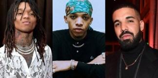 Swa Lee, Tekno and Drake