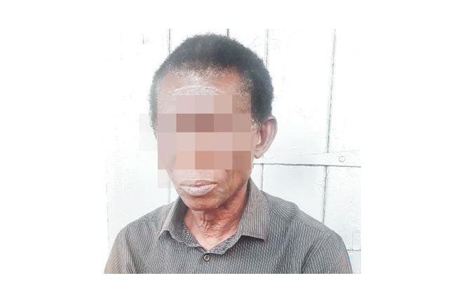 62-year-old clergyman, Olusegun Oyetunji