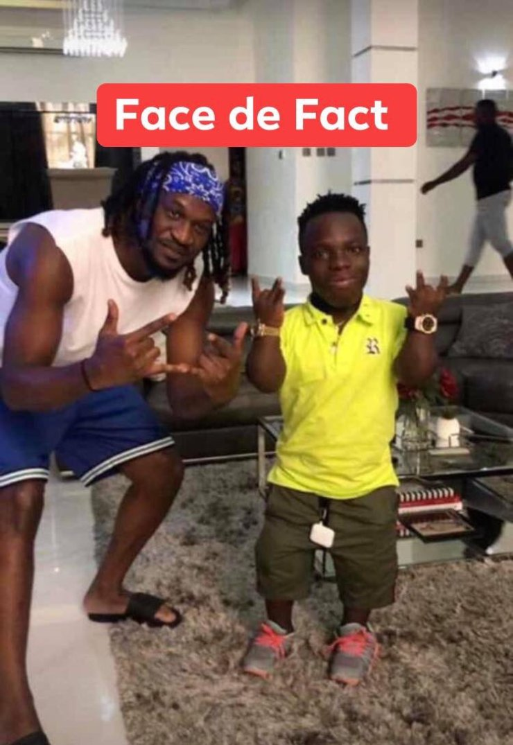 Paul Okoye and Shatta Bandle
