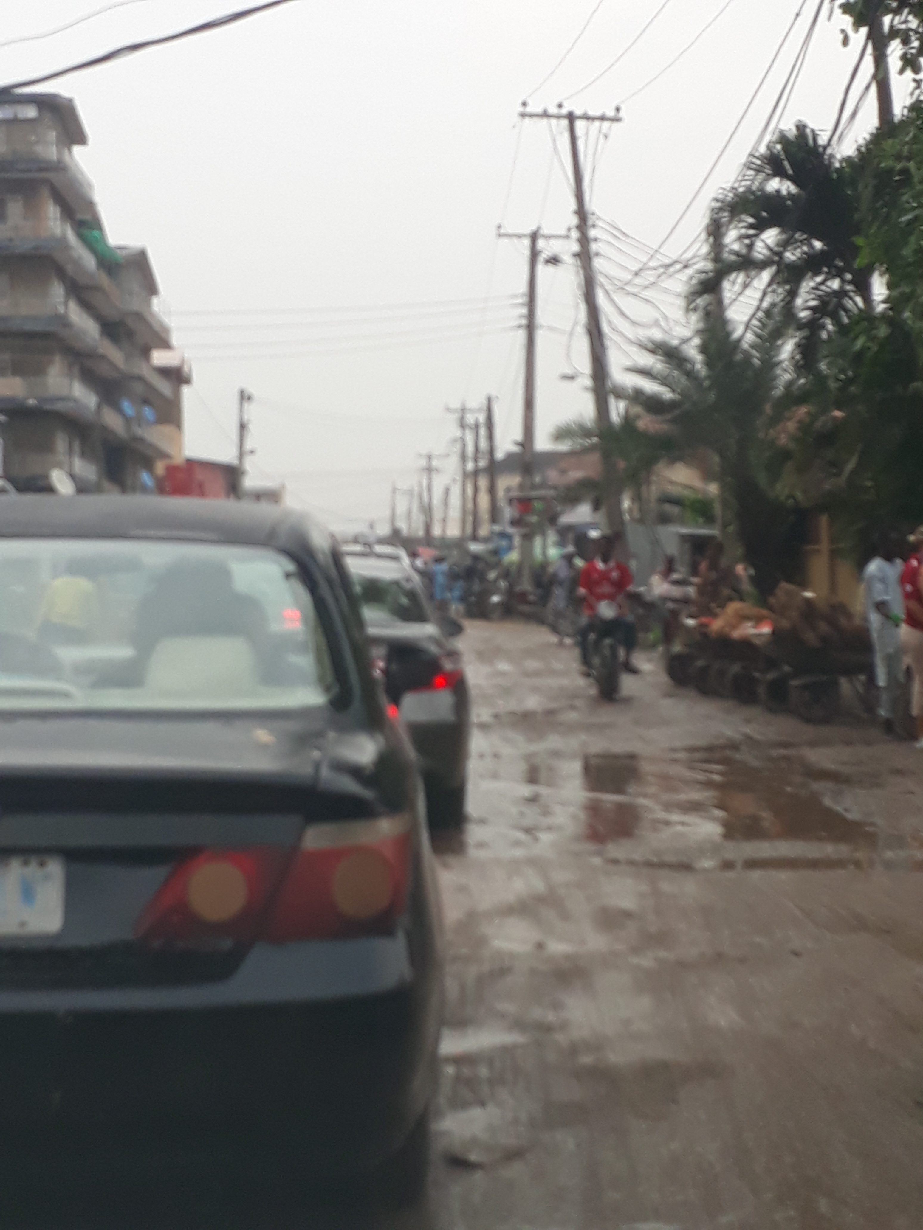 Abule-Ijesha road