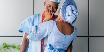 Simi Celebrates Hubby With Sweets Words And Goofy Video