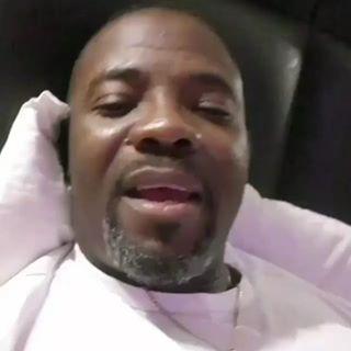 Popular comedian, okey Bakassi