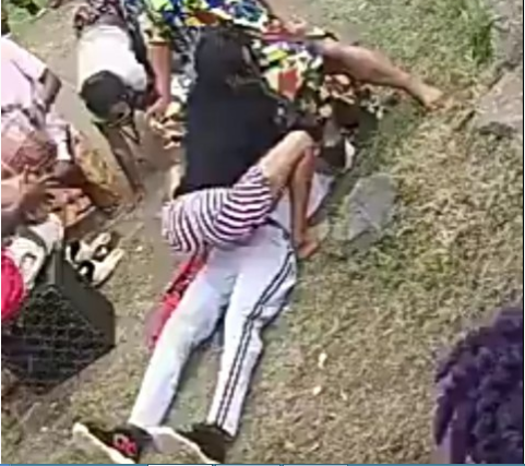 Bride's Sisters Twerks On Groom To Test If He Can Be Faithful By Not Having Erection (VIDEO)