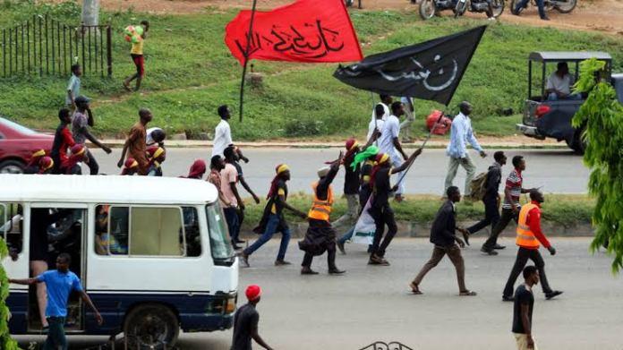 Members of the Islamic Movement in Nigeria