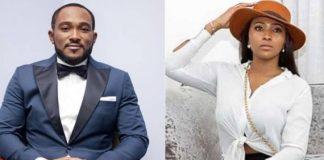 Nollywood ex-lovers, Blossom Chukwujekwu and Lilian Esoro
