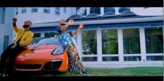 Phyno and Davido in ride for you video