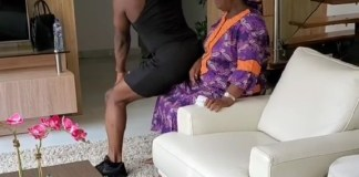 Timaya and his mother
