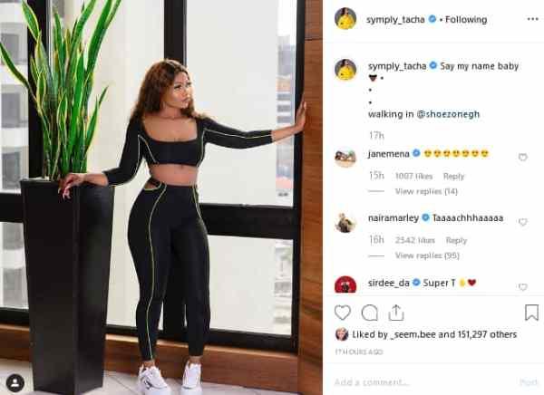 Naira Marley, Sir Dee React To Sexy New Photos Of Tacha