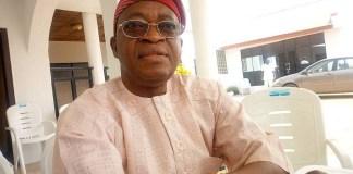 Governor Oyetola