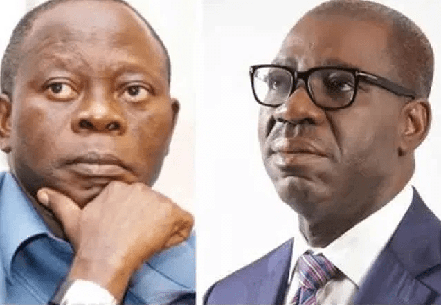 I Will Deal With Oshiomhole If He Tries Nonsense: Obaseki