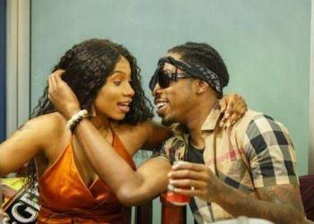 Ike, Mercy Kiss After Winning Big Brother Naija 2019 (Video)