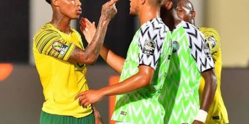 Nigeria And South Africa Will Conflict In 2020 Olympics Qualifiers