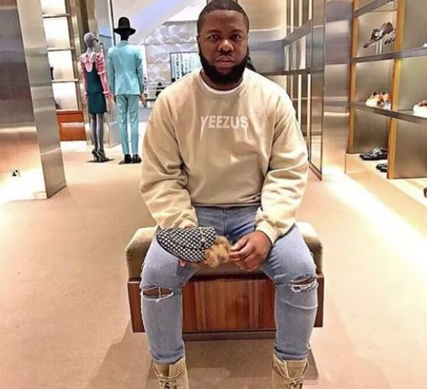 Dubai Police Release Video Of Hushpuppi's Arrest