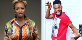 Broda Shaggi and DJ Cuppy