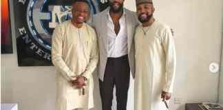 Banky W and Mike
